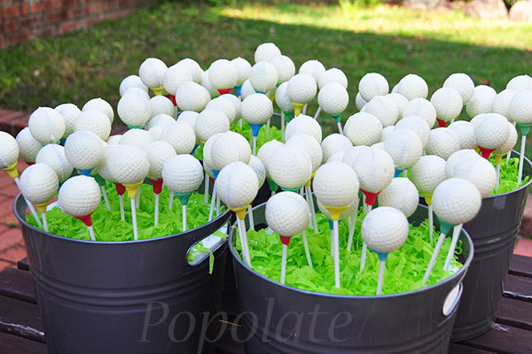 Cake Pops Chocolate Coating Too Thick